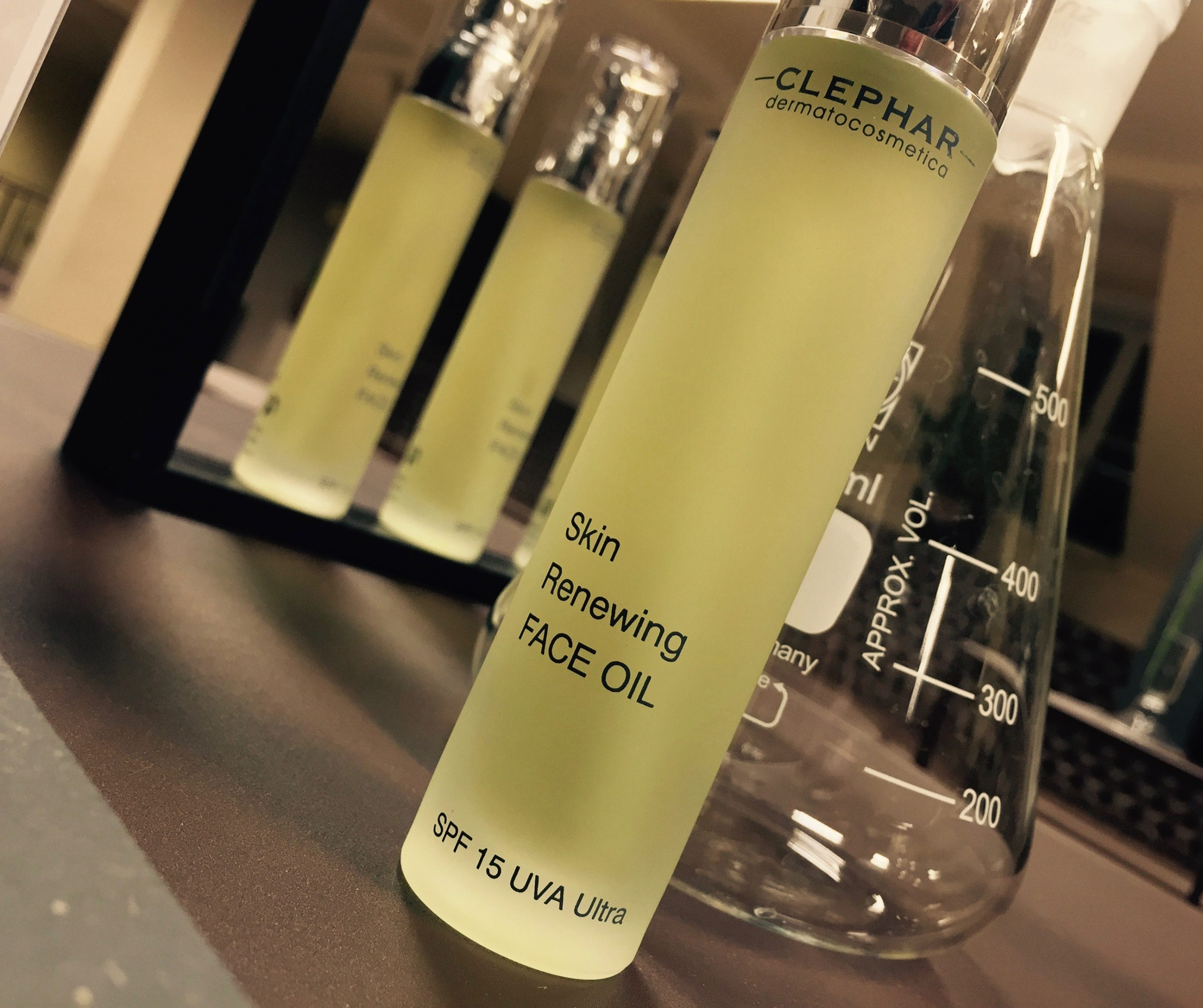 Skin Renewing Face Oil